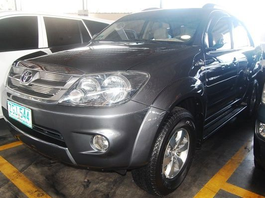 Used Toyota Fortuner G in Philippines