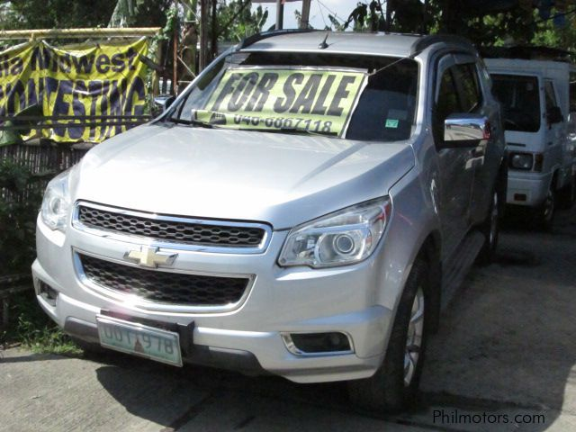 Used Chevrolet trail blazer for sale in Cavite