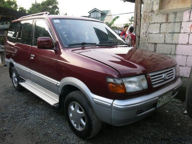 Used Toyota Revo for sale in Cavite