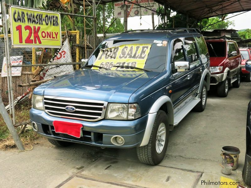 Used Ford Everest for sale in Cavite