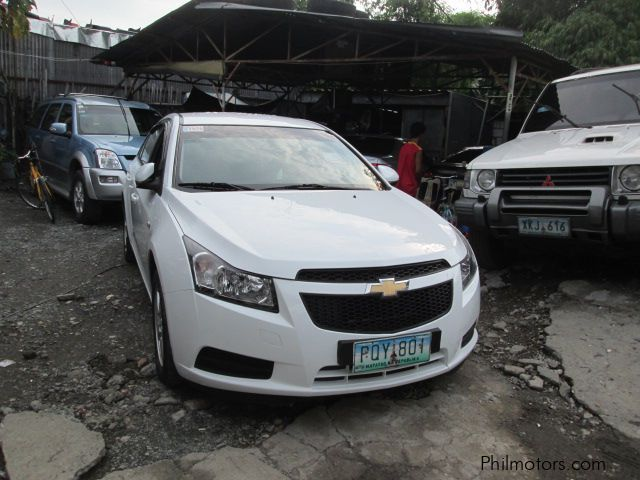 Used Chevrolet Cruze for sale in Cavite