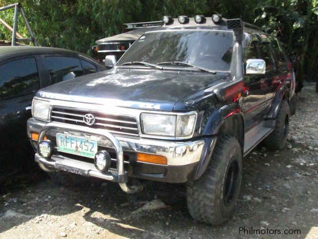 Used Toyota surf hi lux for sale in Cavite