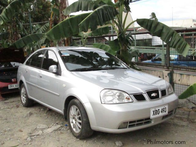 Used Chevrolet Optra LS for sale in Cavite