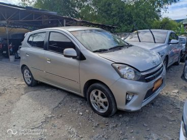 Pre-owned Toyota Wigo G for sale in