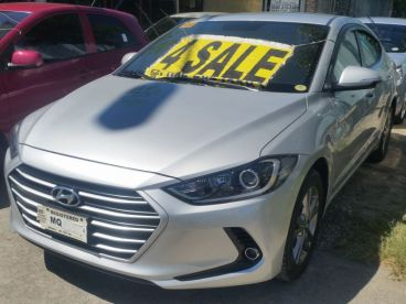 Pre-owned Hyundai Elantra for sale in