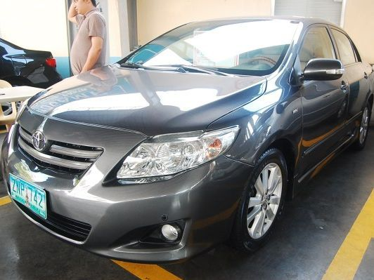 Used Toyota Altis V in Philippines
