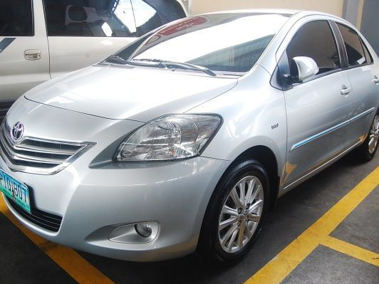 Used Toyota Vios G in Philippines