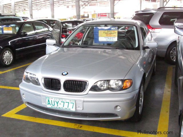 Used BMW 318i for sale in Pasig City