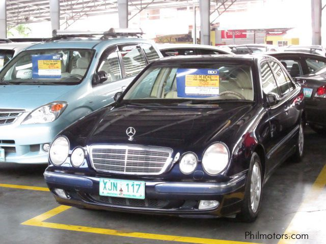 Used Mercedes-Benz E240 for sale in Pasig City