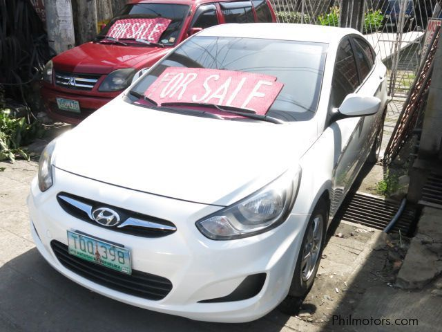 Used Hyundai Accent for sale in Laguna