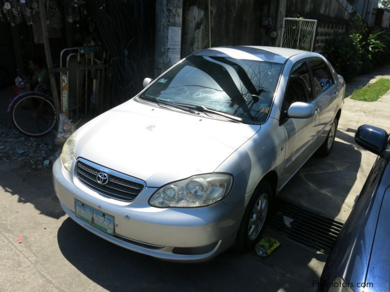 Used Toyota Altis E for sale in Laguna