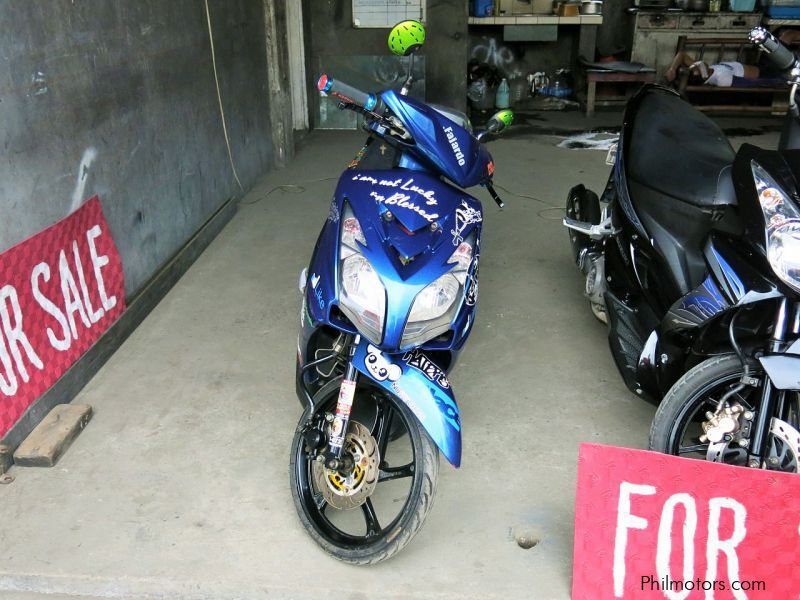 Used Yamaha Mio Soul for sale in Laguna