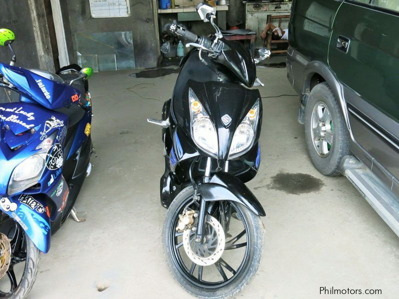 Used Suzuki Hayate for sale in Laguna