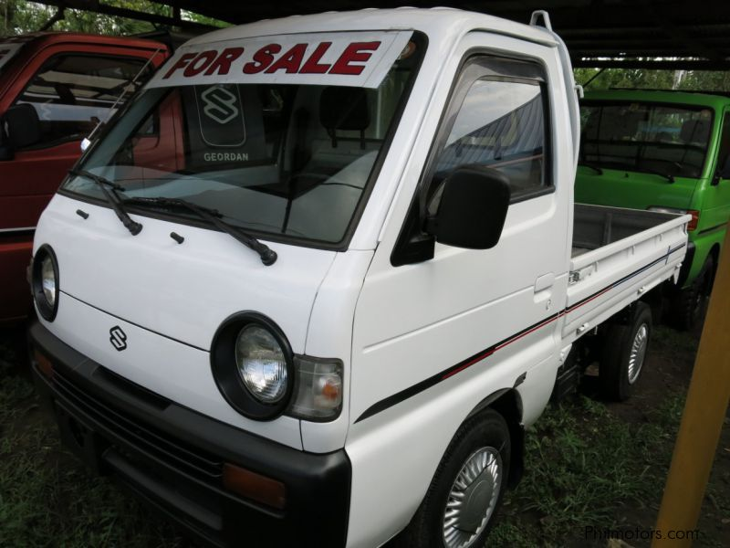 Used Suzuki Multicab Dropside for sale in Laguna