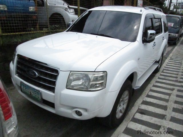Used Ford Everest for sale in Laguna