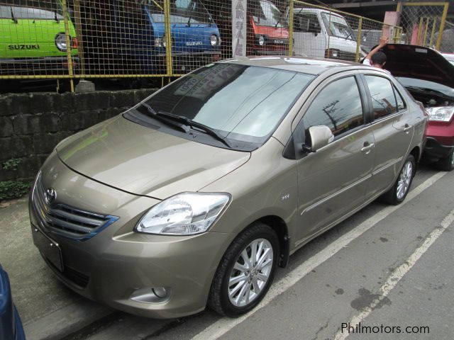 Used Toyota Vios for sale in Laguna