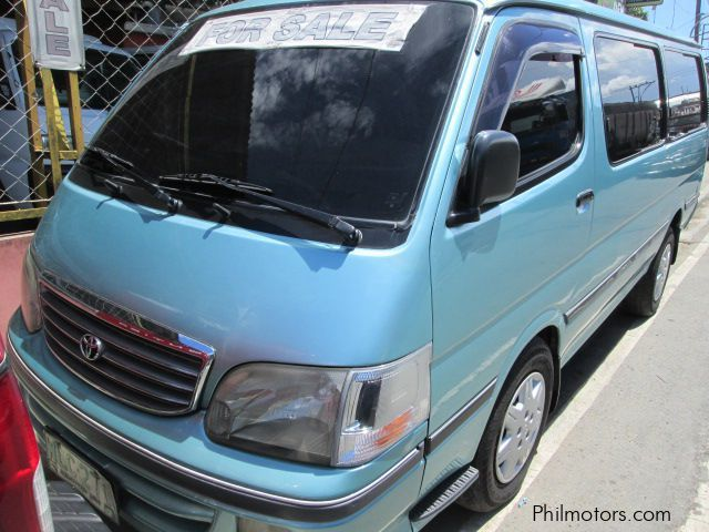 Used Toyota Grandia for sale