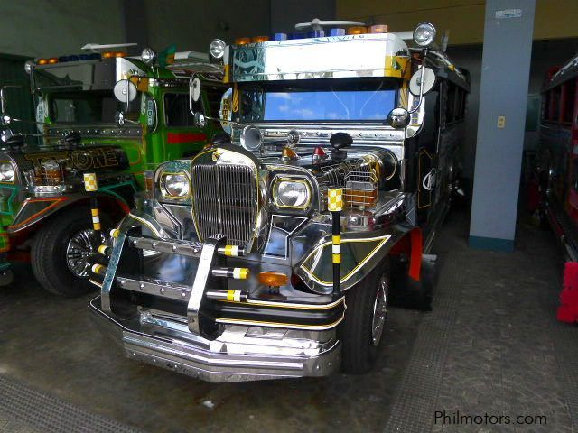 Used Owner Type Jeepney Bus for sale in Laguna