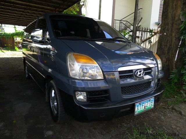 Used Hyundai Starex GRX for sale in Laguna