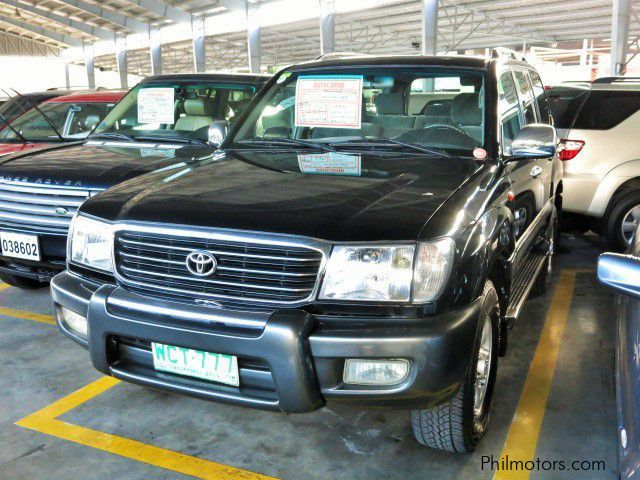 Pre-owned Toyota Land Cruiser LC100 for sale in Pasig City
