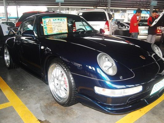 Used Porsche Carrera S in Philippines