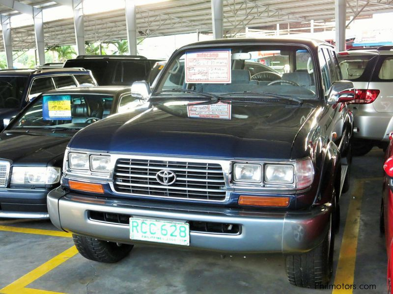 Pre-owned Toyota Land Cruiser 80 for sale in Pasig City