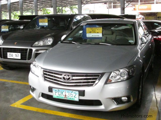 Pre-owned Toyota Camry G for sale in