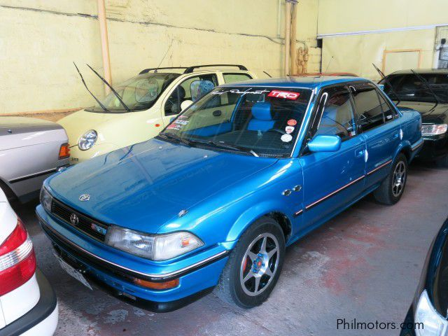 Used Toyota Corolla SE Ltd. for sale in Paranaque City