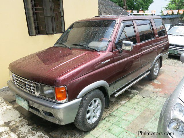 Used Isuzu Hilander for sale in Laguna
