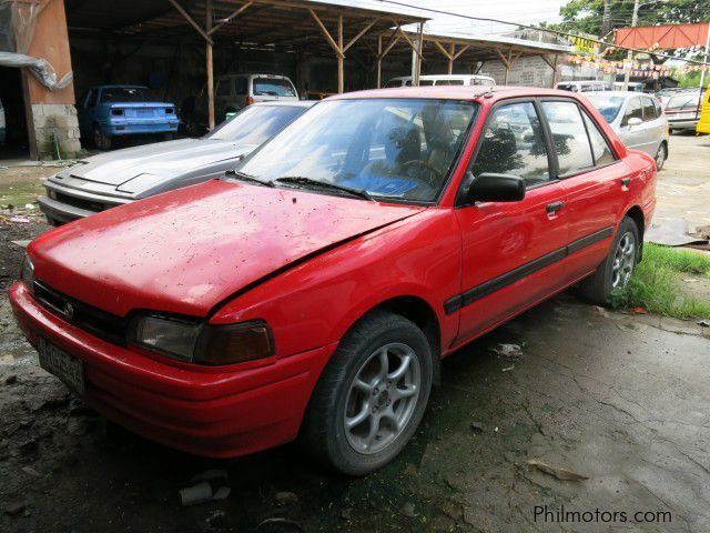 Used Mazda 323 for sale in Laguna