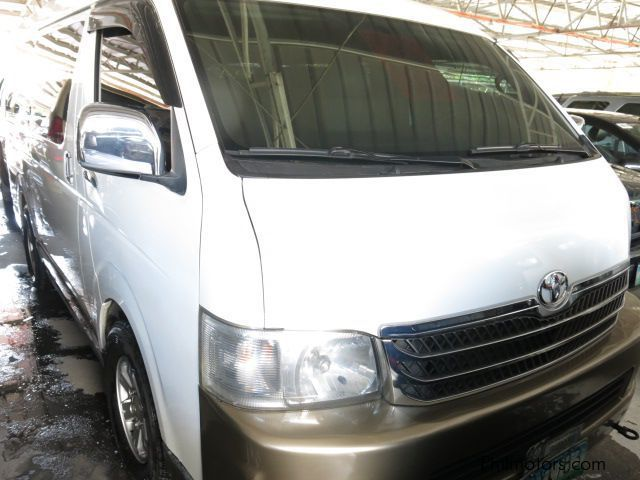 Used Toyota Hi-Ace in Pasay City