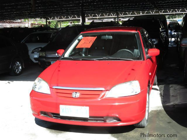 Used Honda Civic VTiS for sale in Pasay City