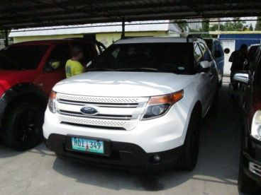 Pre-owned Ford Explorer Limited for sale in