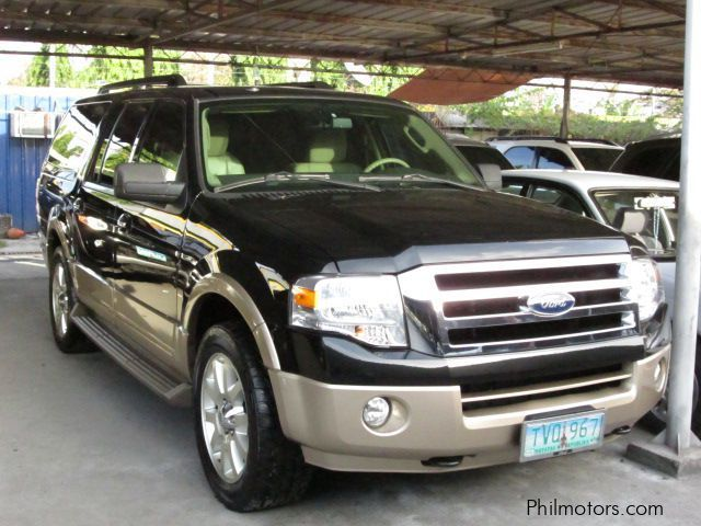 Used Ford expedition EL XLT for sale in Pasay City