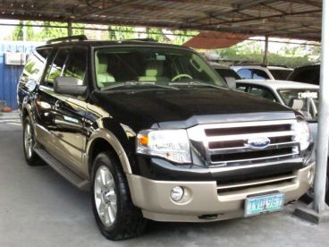 Pre-owned Ford expedition EL XLT for sale in
