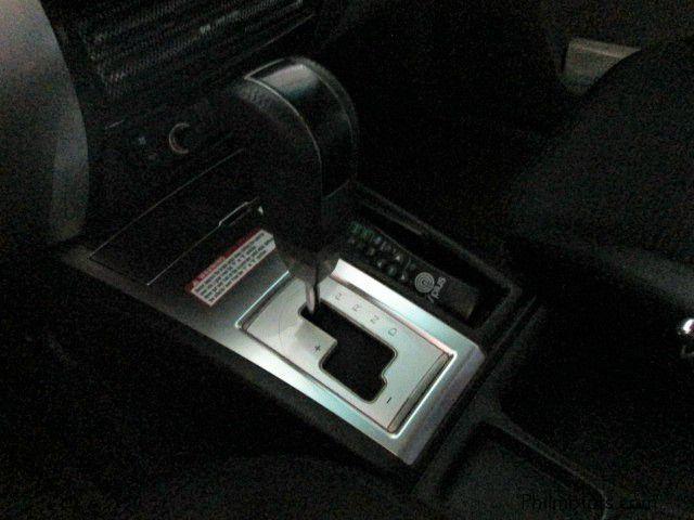 Mitsuibishi Montero Sport  Car Milage