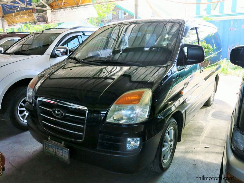 Used Hyundai Starex GRX for sale in Pasay City