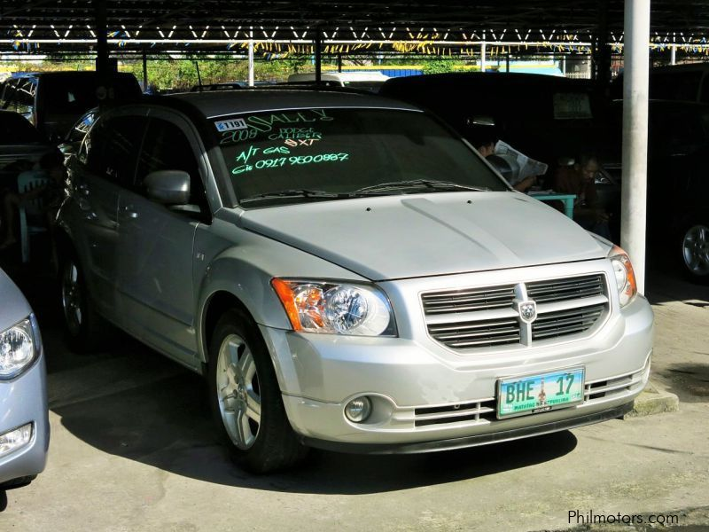 Used Dodge Caliber SXT for sale in Pasay City
