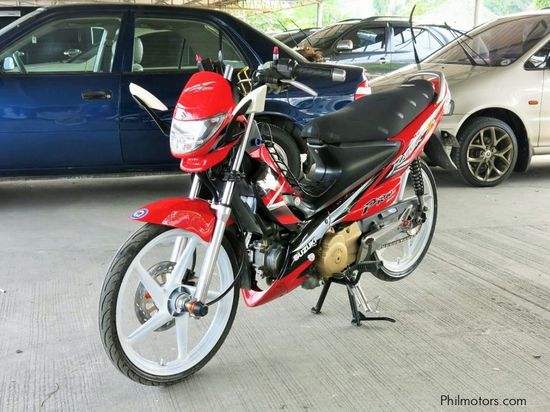 Used Suzuki Raiders Pro for sale in Pasay City