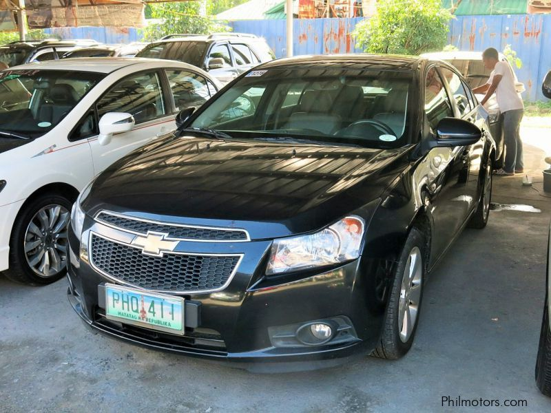 Used Chevrolet Cruze for sale in Pasay City