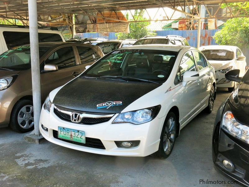 Used Honda Civic S for sale in Pasay City