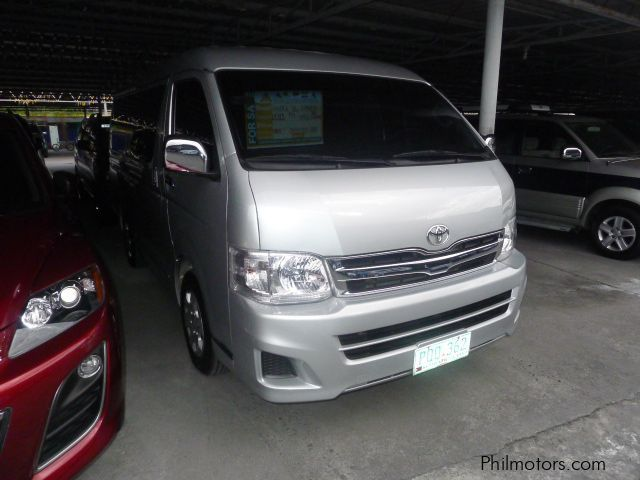 Used Toyota Grandia for sale in Pasay City