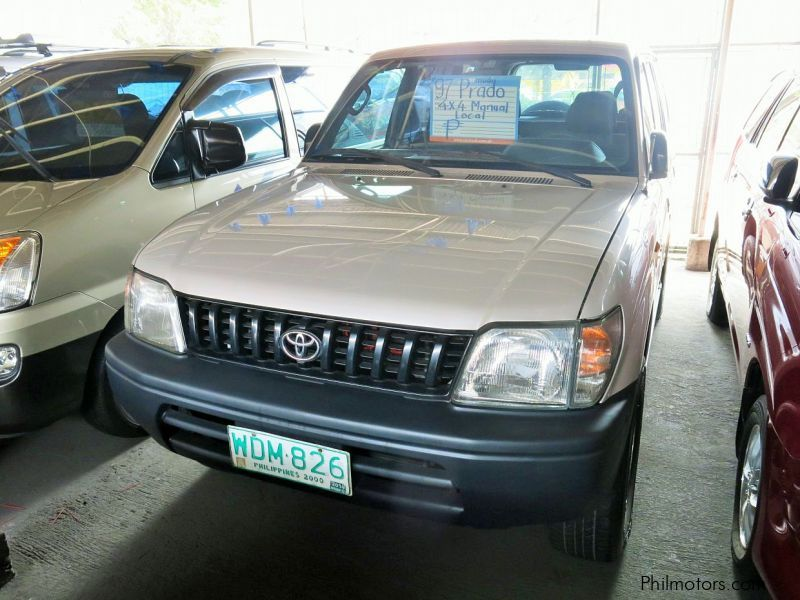Used Toyota Prado for sale in Pasay City
