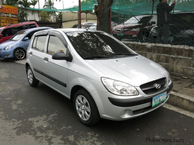 Used Hyundai Getz for sale in Batangas