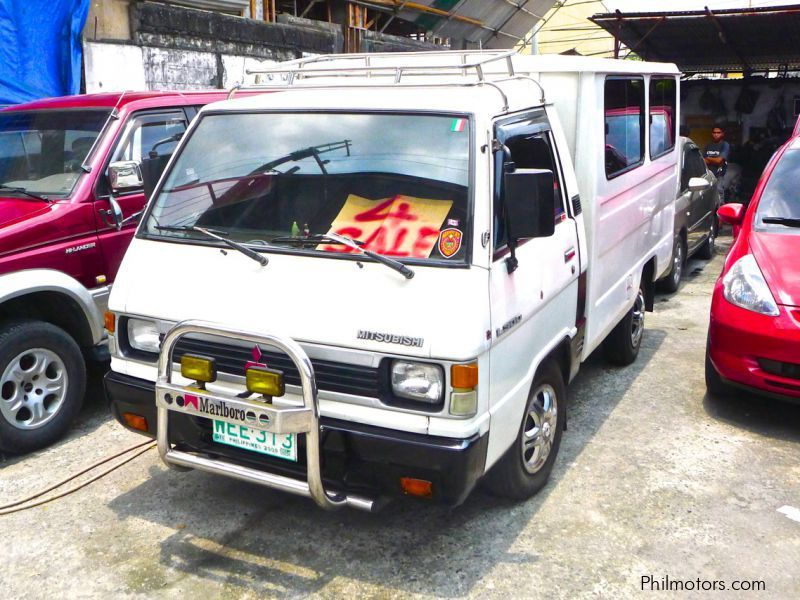 Used Mitsubishi L300 FB for sale in Batangas