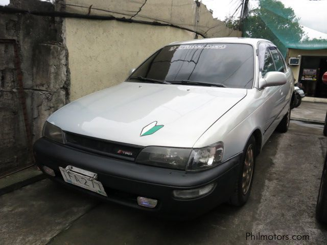 Used Toyota Corolla for sale in Batangas