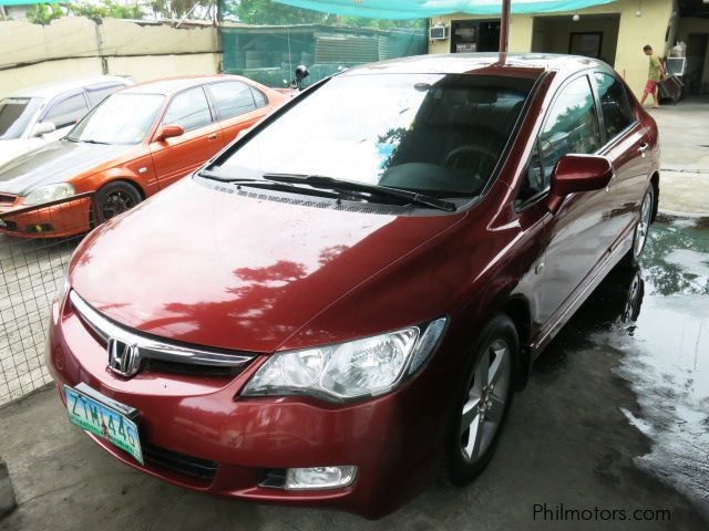 Used Honda Civic for sale in Batangas