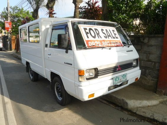 Used Mitsubishi L300 for sale in Batangas