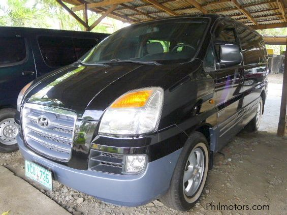 Used Hyundai Starex for sale in Batangas