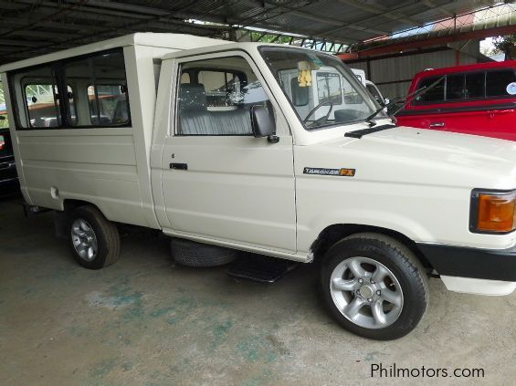 Pre-owned Toyota Tamaraw FX for sale in Batangas
